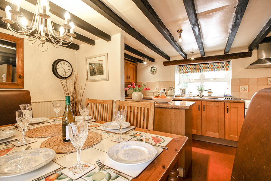Hartington Cottage Kitchen